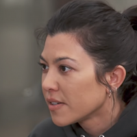 Kourtney Kardashian Calls Out Kris Jenner for Having an Affair in New 'KUWTK' Clip