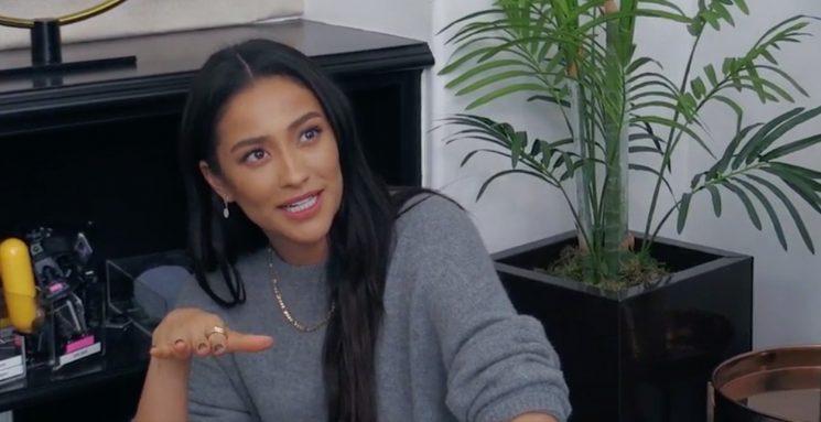 Shay Mitchell is a 'Borderline Hoarder:' Watch 2 Celebrity Organizers Conquer Her Shocking Mess