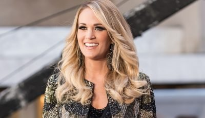 Carrie Underwood Worried People Would Mistake Her Face Accident For Plastic Surgery