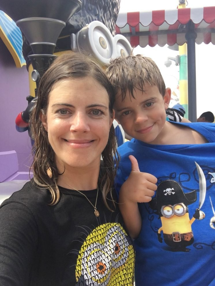 Siri Daly's Blog: How Learning to Let Go and Embrace the Chaos Made Me (and My Kids!) Happier