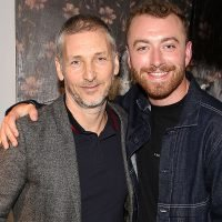 Sam Smith Supports Charming Baker at 'So It Goes…' Exhibition Preview!
