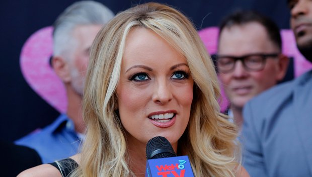 Stormy Daniels Compares Trump's Penis To The Toad From Mario Kart & Twitter Explodes In Laughter