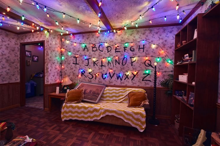 The New Stranger Things Haunted House Is Even More Perfect Than You Imagined