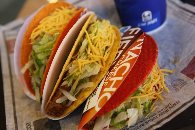 Taco Bell Was Voted America's Favorite Mexican Restaurant