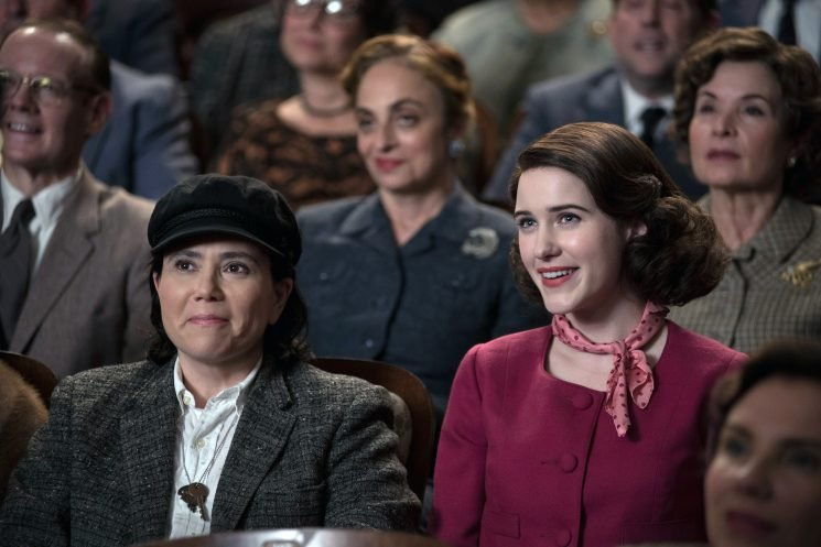 'The Marvelous Mrs. Maisel' wins big at 2018 Emmy Awards