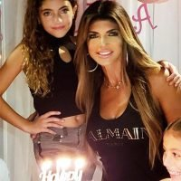 Teresa Giudice Receives Backlash After Sharing Photos of Daughter, 9, in Makeup and a Crop Top