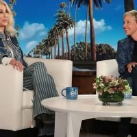 Cher Shares Secret to Her Butt, MAGA Death Threats, Why She's 'Not a Cher Fan' and More on 'Ellen'