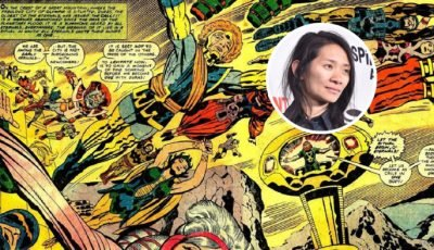 Marvel's 'The Eternals' Taps 'The Rider' Director Chloe Zhao