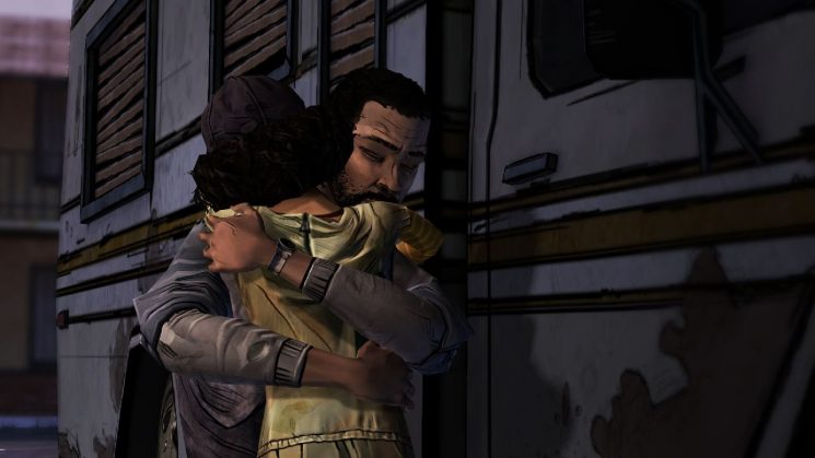 Telltale in Talks With Potential Parters to Finish 'Walking Dead' Season