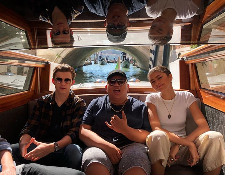 Zendaya Reveals It's Tough to be a Tourist While Famous as She Explores Venice with Tom Holland
