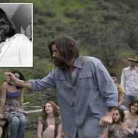 Brit actor Matt Smith undergoes chilling transformation for new movie role as murderous cult leader Charles Manson