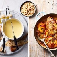 From pork chops to cider fondue, embrace your love of cider with Blur star Alex James' boozy autumnal recipes