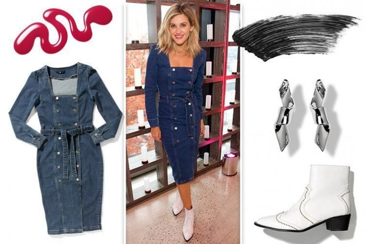 How to look like Strictly Come Dancing star Ashley Roberts who looks dreamy in denim