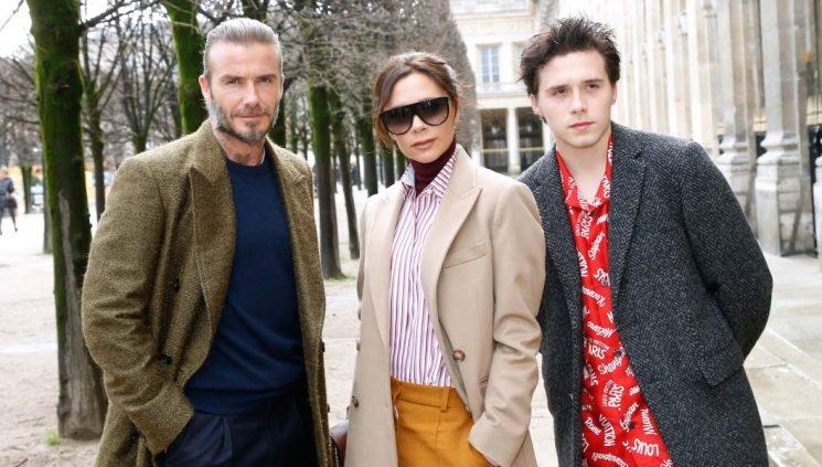 Beckham Backlash: Water Guns on British Vogue Cover Slammed as 'Tasteless'