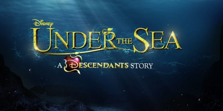 Mal & Uma Battle It Out in 'Under the Sea: A Descendants Story' Short – Watch Now!