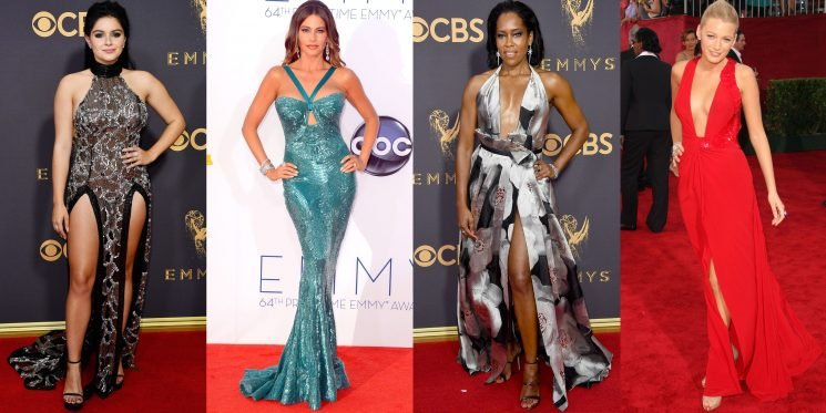 The Sexiest Emmy Dresses of All Time