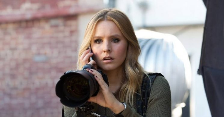 'Veronica Mars' Revival Officially Headed to Hulu, Watch Kristen Bell's 'Very Important Marshmallow Annoucement'