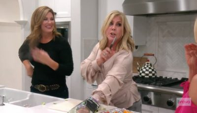 The Real Housewives of Orange County Recap: Vicki Gunvalson Flips Out