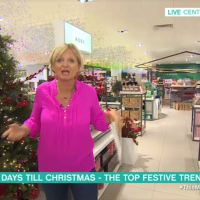 This Morning viewers outraged over Christmas shopping feature with three months to go