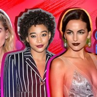 Celebrity Vampy Lipstick Inspo for Your Fall Makeup Routine