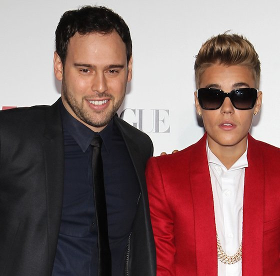 Scooter Braun Says He Used To Worry That Justin Bieber Would OD