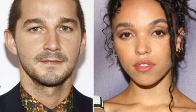 Shia LaBeouf And FKA Twigs Are Now A Thing