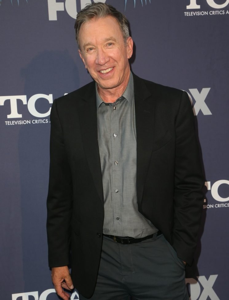 Tim Allen, Trump supporter: 'My political party is that I've never liked taxes'
