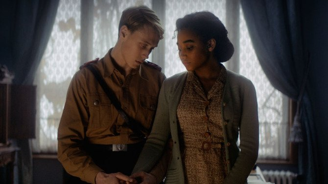 'Where Hands Touch' Filmmaker Amma Asante Responds to Claims Her WWII Drama 'Romanticizes Nazism' — TIFF
