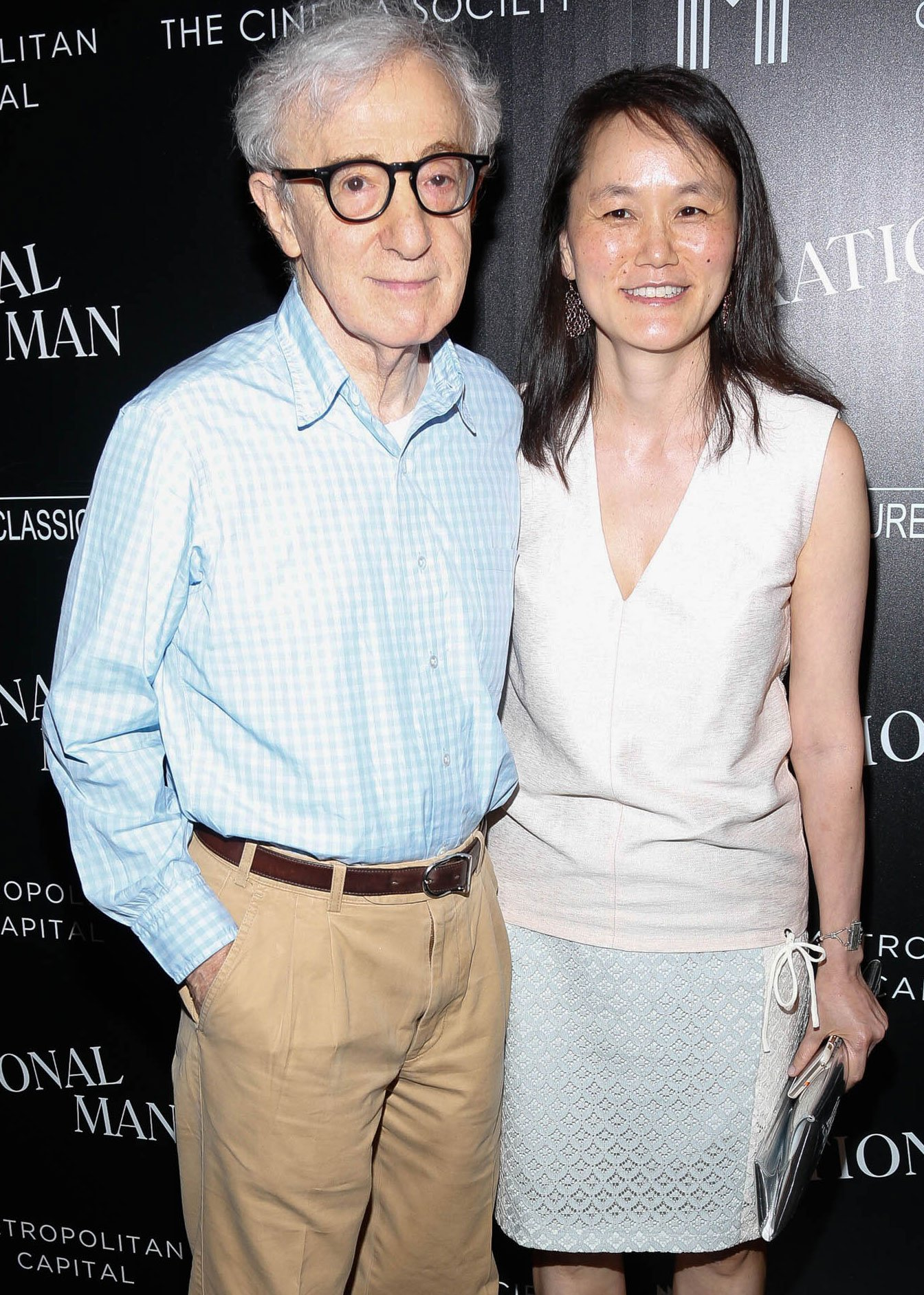 Woody Allen Calls Relationship With Wife Soon-Yi Previn