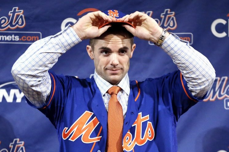 David Wright just never wanted to leave the Mets