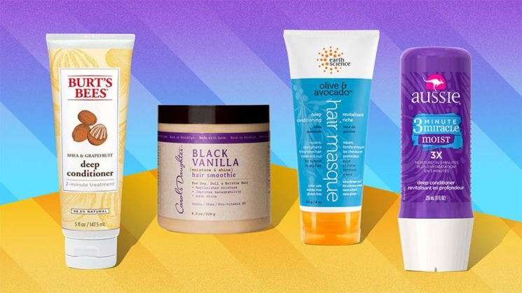 Under-$20 Deep Conditioners for Parched Strands