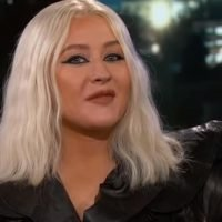 Christina Aguilera Reacts to Cardi B/Nicki Feud During Her Performance and Recalls Britney Spears 'Rivalry'