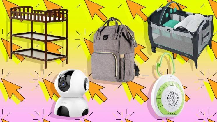 Everything Your Baby Needs, Stat (& Cheap) on Amazon