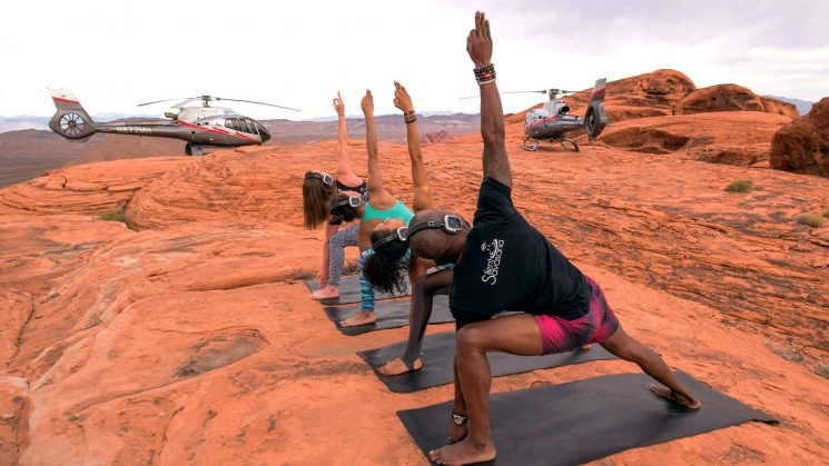 Yoga on vacation: 10 great classes to enhance your trip