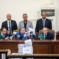 Egypt court sends 75 to death, 47 to life over 2013 sit-in