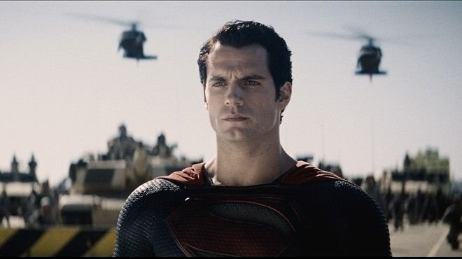 Henry Cavill reportedly out as Superman for DC's upcoming slate of movies