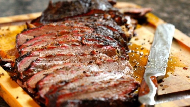 Vegan 'brisket' outrages barbecue fans on Twitter