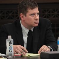 The Latest: Van Dyke's partner testifies at murder trial