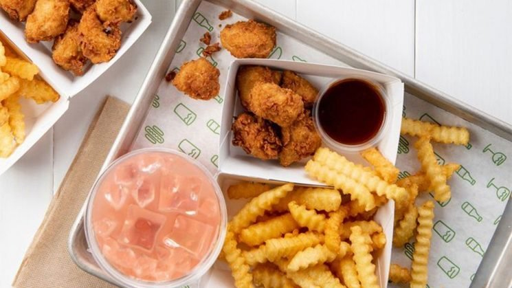Shake Shack now selling Chick'n Bites chicken nuggets
