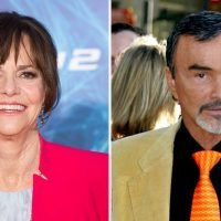 Sally Field reveals she 'didn't speak' to Burt Reynolds 'for the last 30 years of his life'