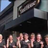Minnesota restaurant staff surprise deaf co-worker with birthday song in sign language