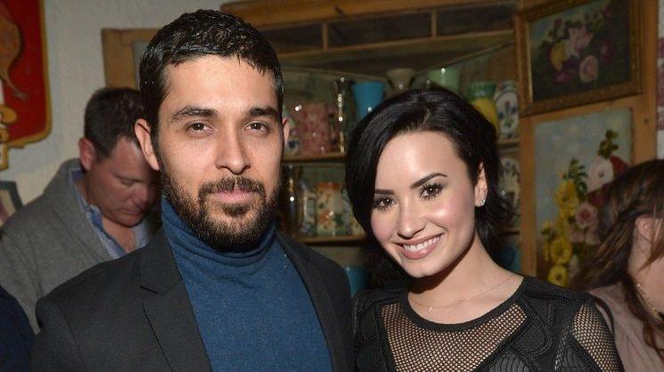 Demi Lovato's ex Wilmer Valderrama reportedly visits her in rehab, sparks dating rumors