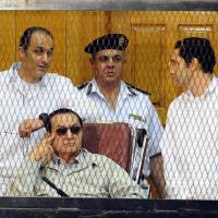 Egypt court upholds corruption conviction of Mubarak, sons