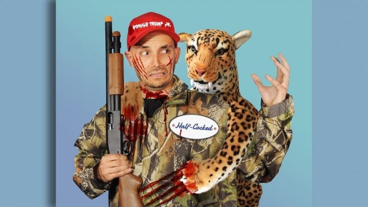 Donald Trump Jr. slams PETA on Twitter over mocking 'trophy-hunting' Halloween costume