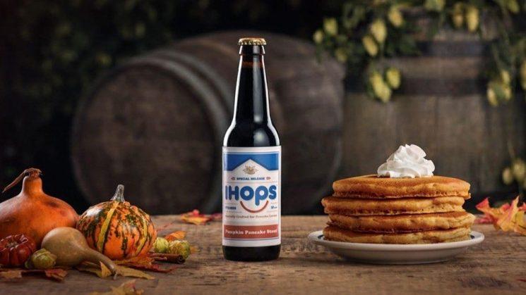 IHOP debuts pancake-infused beer called IHOPs, brews it with batter