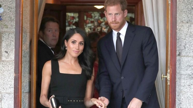Meghan Markle and Prince Harry to visit Sussex
