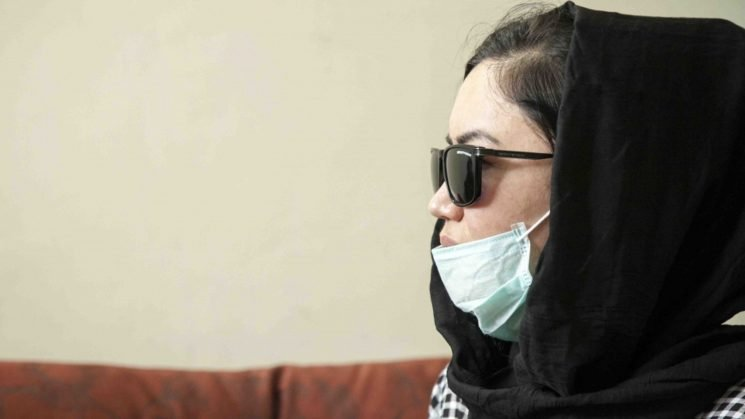 Some Afghan women opt for plastic surgery to change facial look and disguise ethnicity