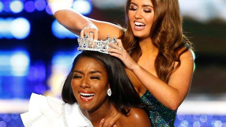 Miss America 2019: Miss New York Nia Franklin is crowned the winner