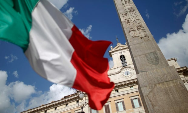 European markets fall after Italy's deficit-widening budget plans
