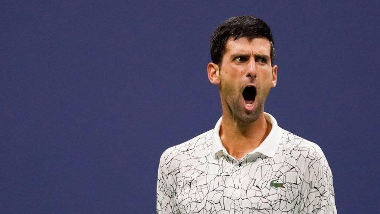 Novak Djokovic cruises past Kei Nishikori, into US Open final vs. Juan Martin del Potro